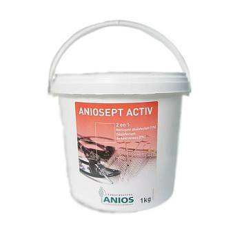Аниосепт Актив средство для дезинфекции поверхностей и инструмента, 1 кг