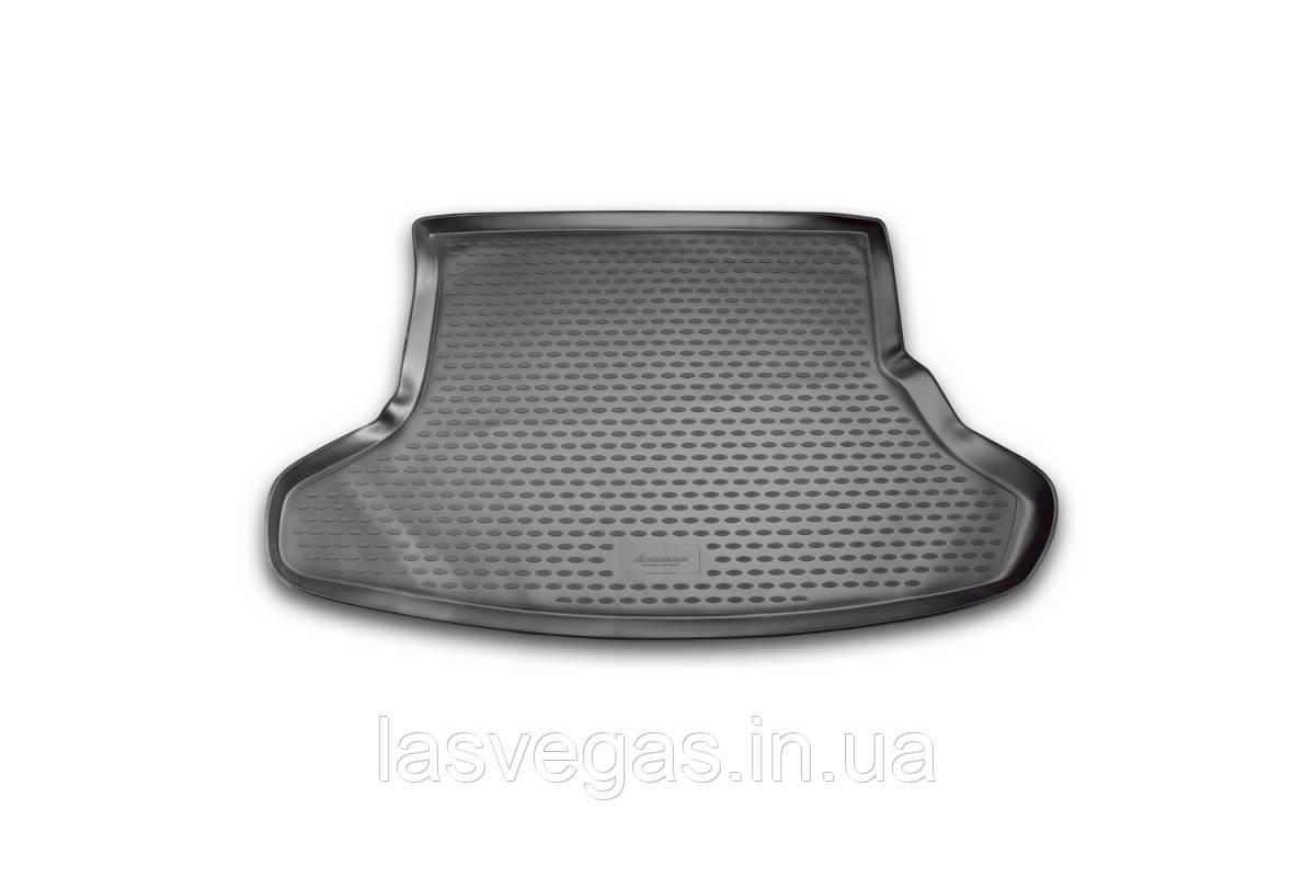 Коврик в багажник  TOYOTA Prius 10/2009- хб. (полиуретан)