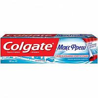 Зубная паста Colgate колгейт Макс Фреш Взрывная мята 100 мл