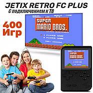 Игровая приставка JETIX 8 Bit Retro FC PLUS с дополнительным джойстиком, фото 5