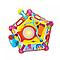 Детская Развивающая музыкальная игрушка Мультибокс 806 для малышей сортер, звук  15 игр., фото 4