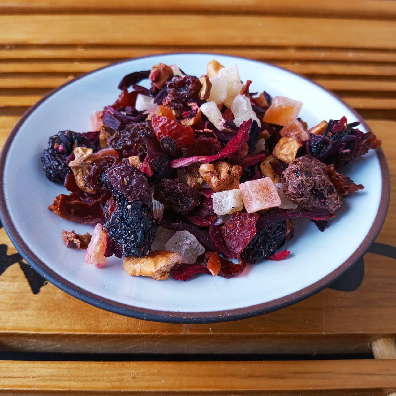 Чай фруктовый сладкое искушение императора 100 грамм