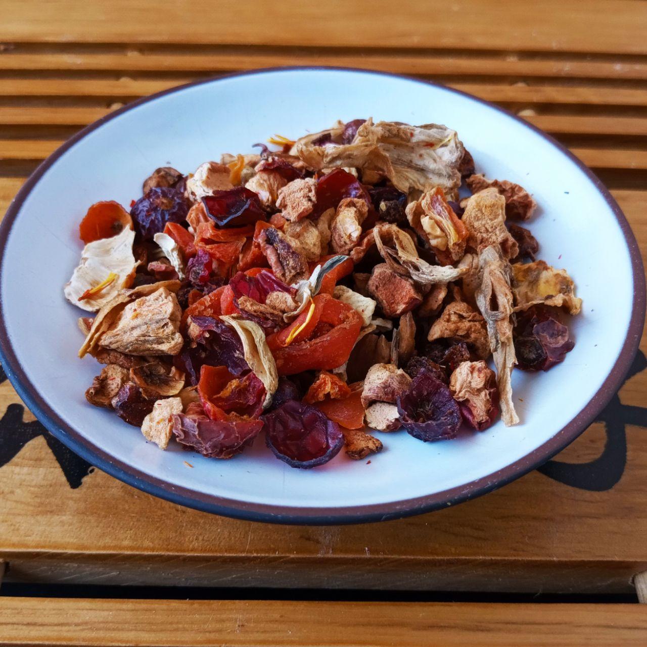 Фруктовый чай Целебный имбирь 100 грамм