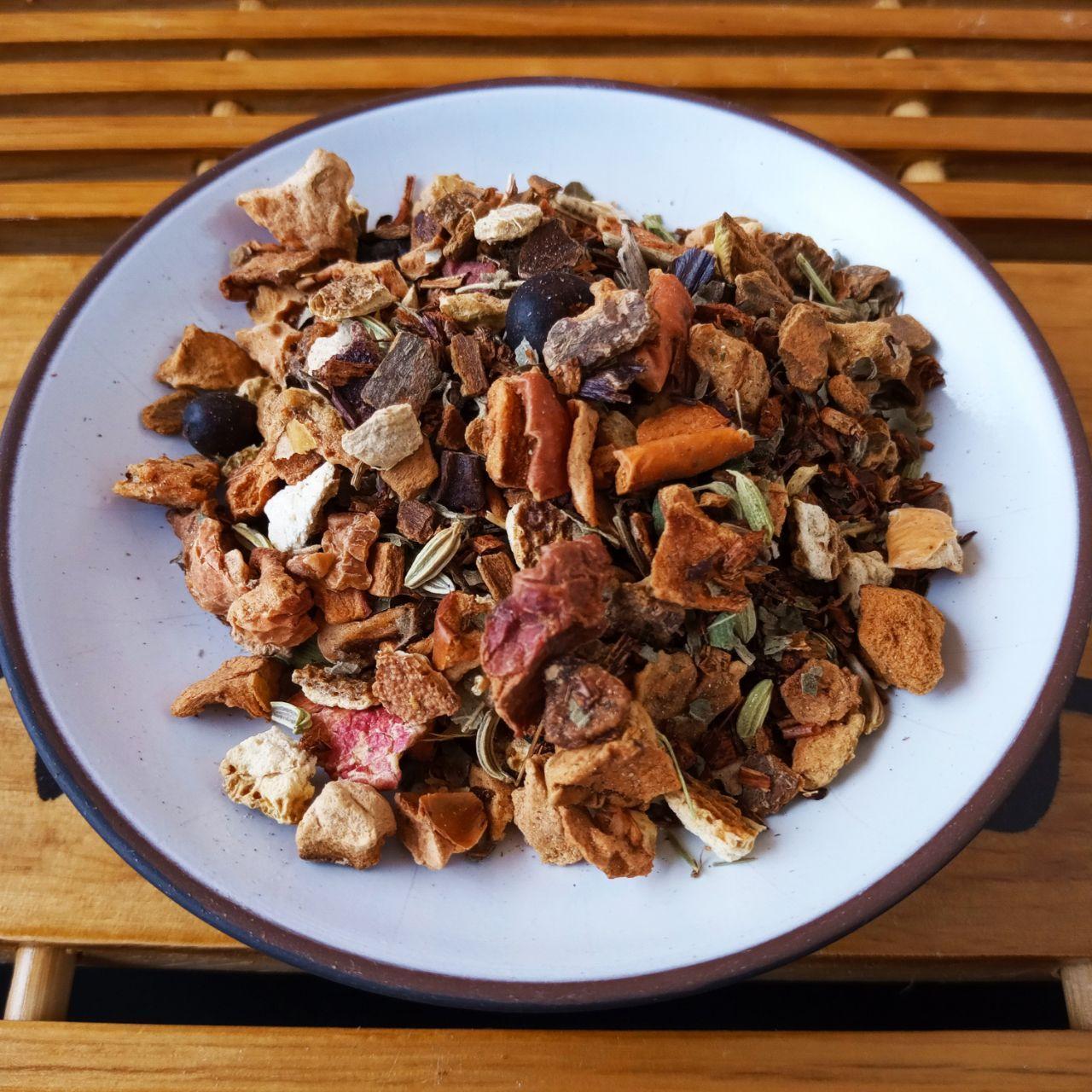 Фруктовий чай Китайська мудрість 100 грам