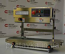 Настольный запайщик конвейерного типа FR-900V с датировщиком