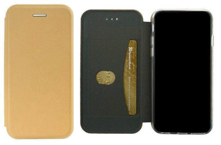 Чехол-книжка Elite Case Huawei Honor 7X Gold