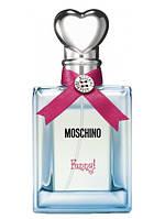 Moschino Funny EDT 100 мл, Original size женская туалетная парфюмированная вода тестер духи аромат