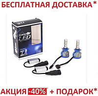 Комплект LED ламп TurboLed T1 H1 6000K 50W