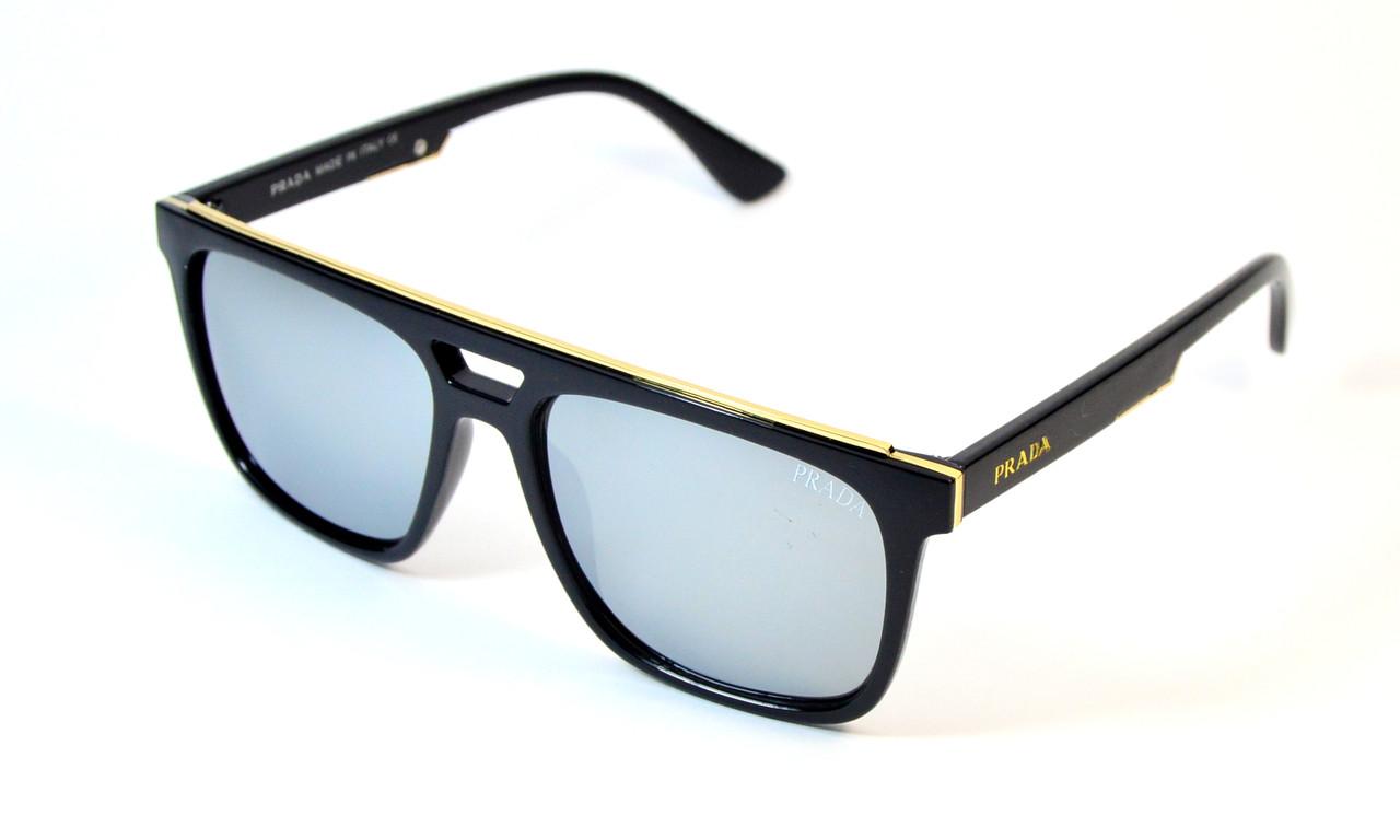 Стильные солнцезащитные очки PRADA (7096 C4)