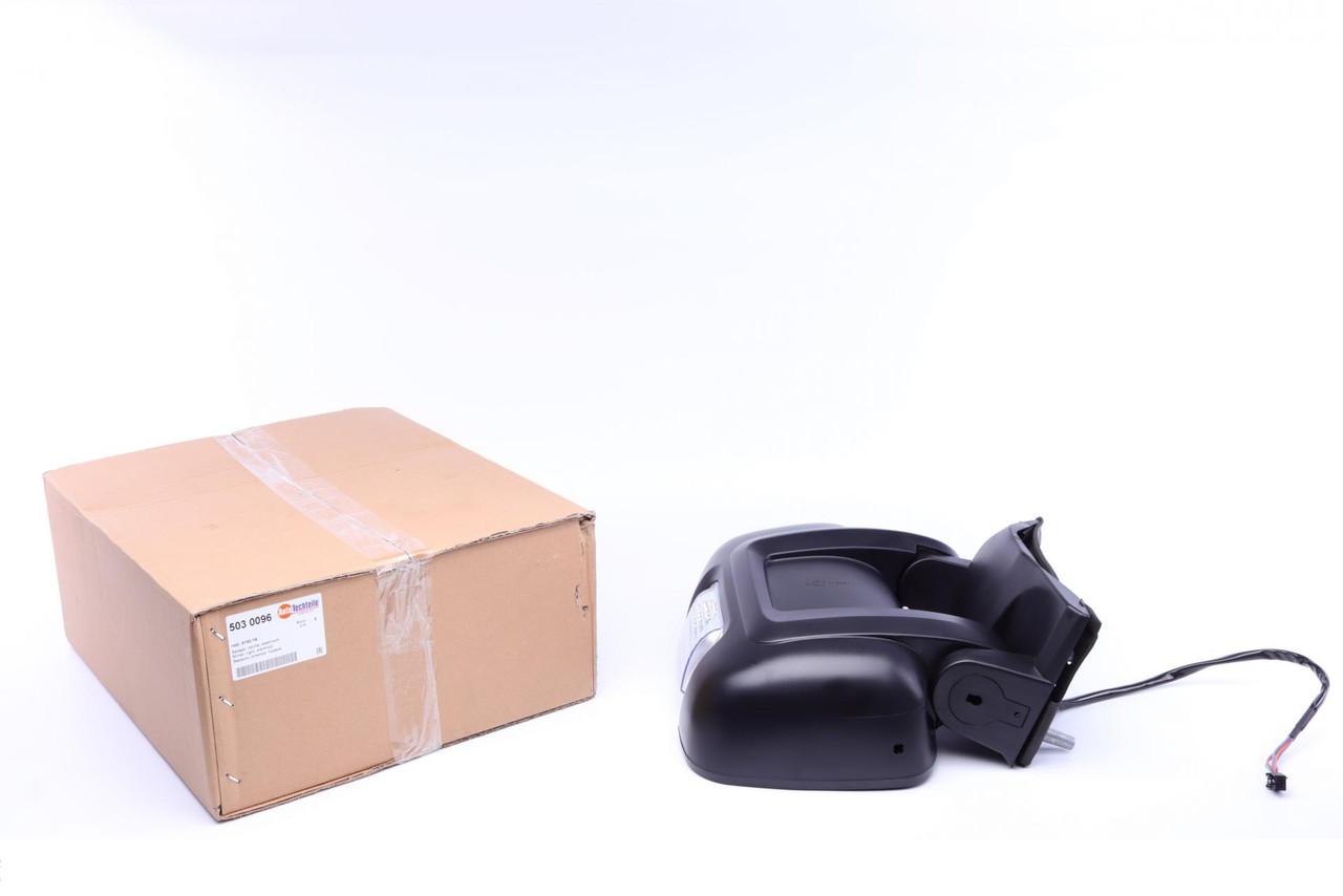 Дзеркало заднього виду праве (електро) (бокове, зовнішнє) Fiat Ducato/Peugeot Boxer/Citroen Jumper 06-