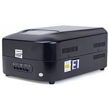 Luxeon EWR-10000 стабилизатор напряжения для дома симисотрный стабилизатор для дома дачи квартиры 10000 Вт ЕВР, фото 3