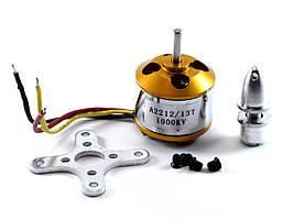 Бесколлекторный мотор для квадрокоптера, самолета XXD A2212 1000KV