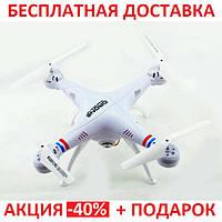 Квадракоптер 1million c WiFi камерой копия X5C Syma