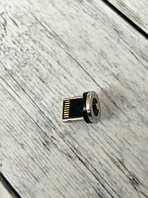 Адаптер iPhone для usb cable 4you Magnetic (360град.)