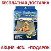 Подстилка для собак в автомобиль, Накидка для перевозки собак Pet Zoom Original size