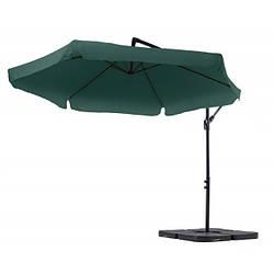 Зонт садовый складной со стойкой di Volio EMPOLI 300см зеленый садовый зонт