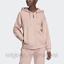Женская толстовка Adidas Essentials Pink Spirit FL3735 2020