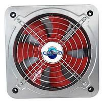 Настенный Турбовент НОК 150 осевой вентилятор с обратным клапаном