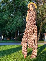 Женский костюм с принтом, фото 3