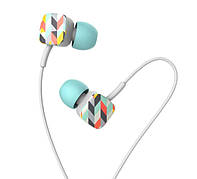 Наушники earplug HAVIT HV-E58P blue