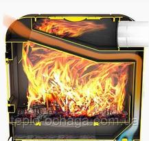 Отопительно варочная печь Теплодар Метеор 150, фото 3