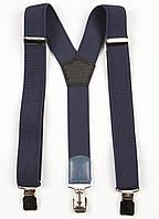 Підтяжки підліткові середні Y30 Top Gal темний джинс однотонні кольори в асортименті, фото 1