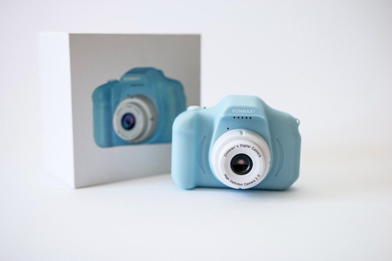 Детская Фотокамера Sonmax c 2.0 дисплеем и с функцией видео