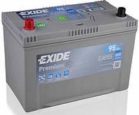 Аккумулятор автомобильный Exide Premium Asia 95AH R+ 800А (EA954)