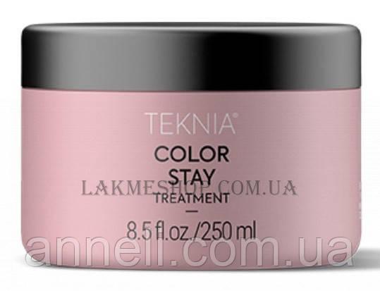 Маска по уходу за окрашенными волосами LAKME Teknia