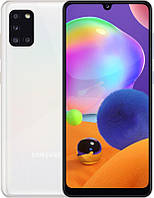 Samsung Galaxy A31 SM-A315 4/128GB Dual Sim White (SM-A315FZWVSEK)