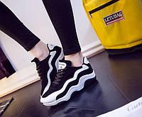 Женские стильные кроссовки. Три цвета: розовый, белый и сиреневый, фото 10