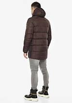 Braggart Aggressive 38050 | Куртка мужская цвета шоколад, фото 3
