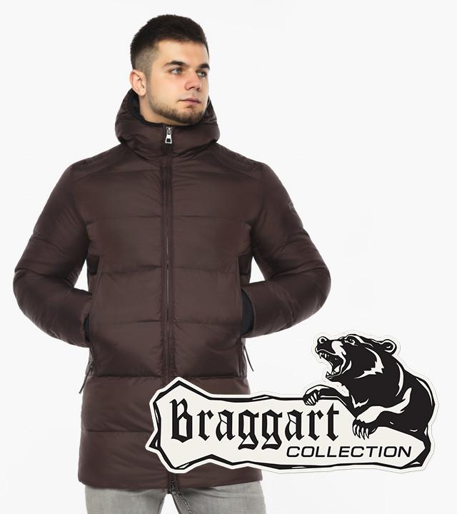 Braggart Aggressive 38050 | Куртка мужская цвета шоколад