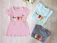 Платья для девочек оптом, Glo-story, 98-128 см,  № GYQ-8732, фото 1