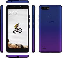 Смартфон Tecno POP 2F (B1F) 1/16GB Dawn Blue Гарантия 12 месяцев, фото 3