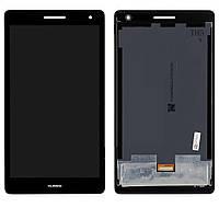 Дисплей Huawei MediaPad T3 7 3G (BG2-U01) T3-701 complete Black СКИДКА+ПОДАРОК!