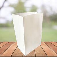 Пакеты из белой крафт бумаги 280х190х120 (бумага 90 г/м2) (1000 шт в упаковке)
