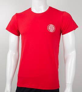 Футболка мужская StoneIsland (0Г02), Красный