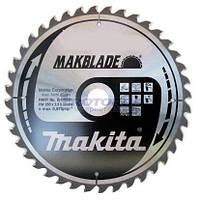 Диск пильный по дереву Makita MAKBlade 260х30х2,3 z40