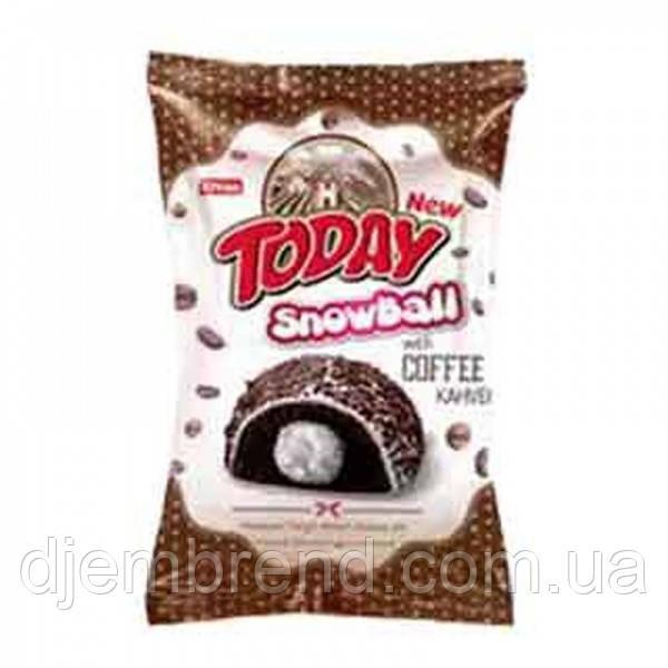 Бисквит Today c Snowball с кофейным вкусом 50 г.