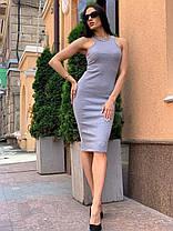 Стильное платье-резинка, фото 3