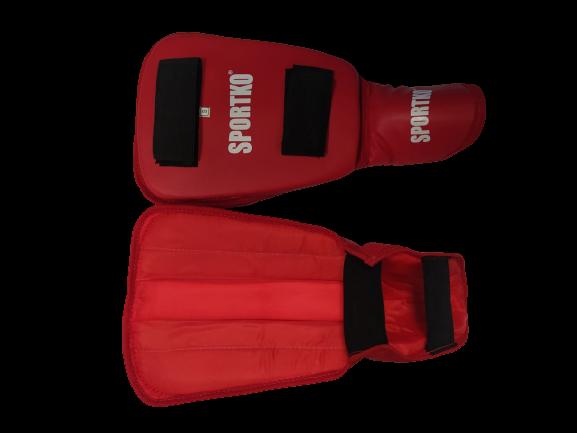 Защита голени и стопы Sportko SP-331-R