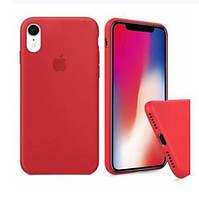 Чехол силиконовый Silicone Case для Apple iPhone XR
