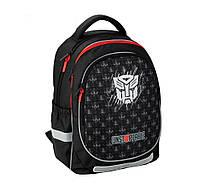 Рюкзак для мальчика школьный Kite Education TF20-700M Transformers