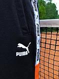 Мужской летний комплект Puma (шорты, футболка, панама), шорты пума, футболка пума, панама пума, фото 4
