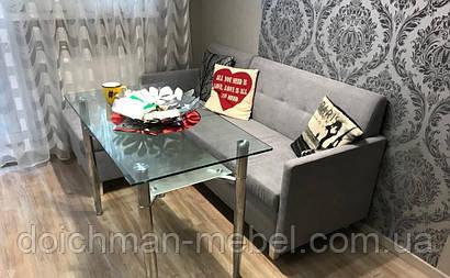 Новинка! Угловой диван для кухни