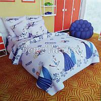 Дитяче постільна білизна для ліжка Gold - FROZEN