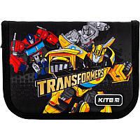 TF20-622-1 Пенал без наполнения KITE 2020 Education Transformers 622-1  (1 отд. 2 отв.), фото 1