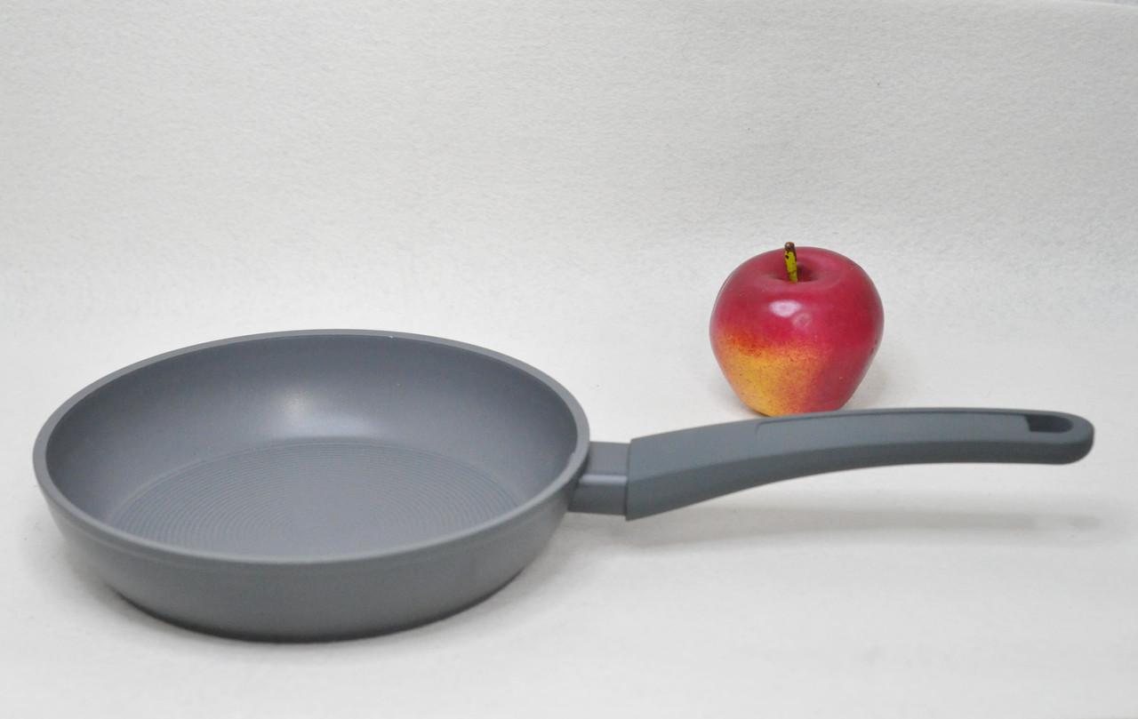 Сковорода 20см Gray Stone Con Brio СВ-2020