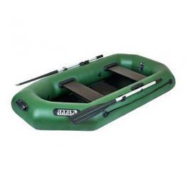Надувная лодка Ладья ЛТ-240-БСТ со слань-ковриком